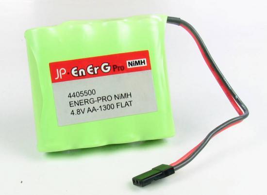 EnErG Pro Energ-Pro Nimh 4.8V Aa-1300 Flat