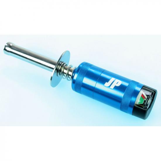 JP Alloy Glow Starter With Meter (No Battery)