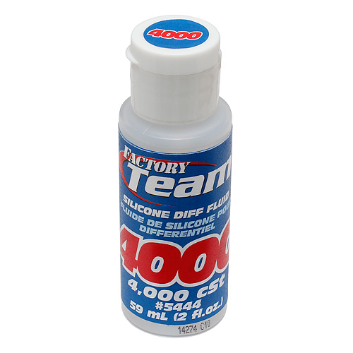 Associated FT Silicone Diff Fluid Oil 4,000cst