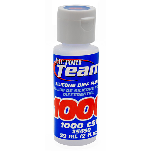 Associated FT Silicone Diff Fluid Oil 1000cst