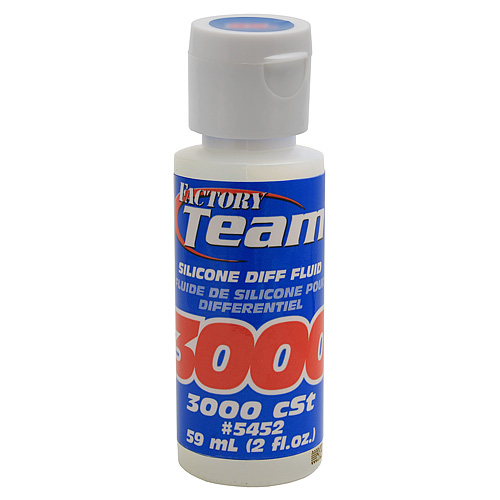 Associated FT Silicone Diff Fluid Oil 3000cst