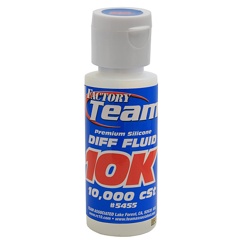 Associated FT Silicone Diff Fluid Oil 10,000cst