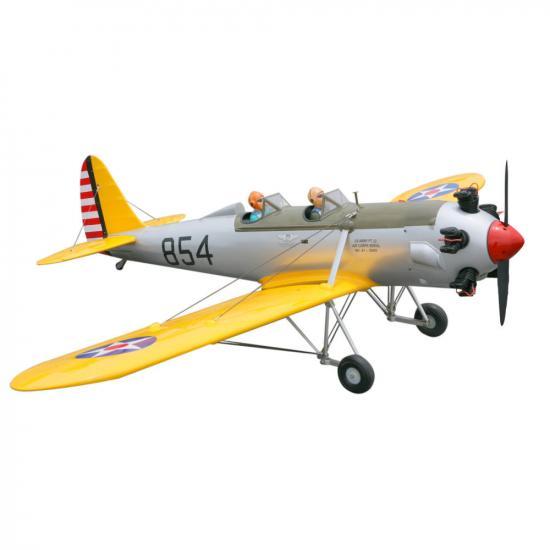 Seagull PT-22 Ryan Recruit 1/4 Scale (30-50cc) 2.3m (90in) (SEA-288)