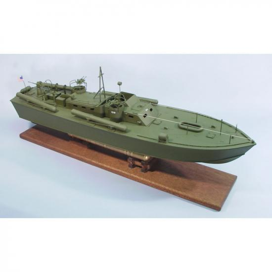 Dumas Pt-109 Us Navy Boat (1233)