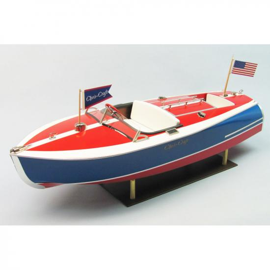 Dumas 16Ft Chris-Craft Painted Racer (1263)