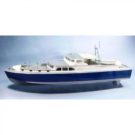 Dumas Dauntless Commuter Boat Kit (1211)