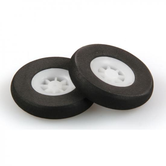 J Perkins 38mm L/Weight Sponge Wheel (1.6G) (2)