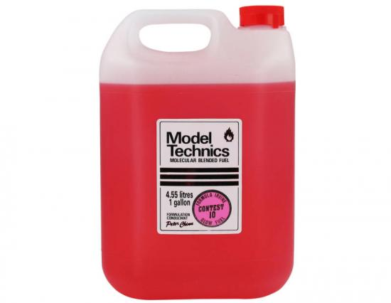 Model Technics Contest 10% Aero Fuel - 4.55L (1 UK Gallon)