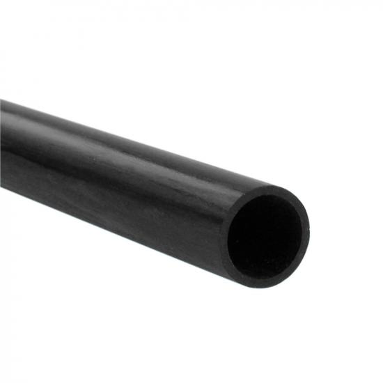 Carbon Fibre Round Tube 2.0mm x 1.0mm x 1mt ** CLEARANCE **