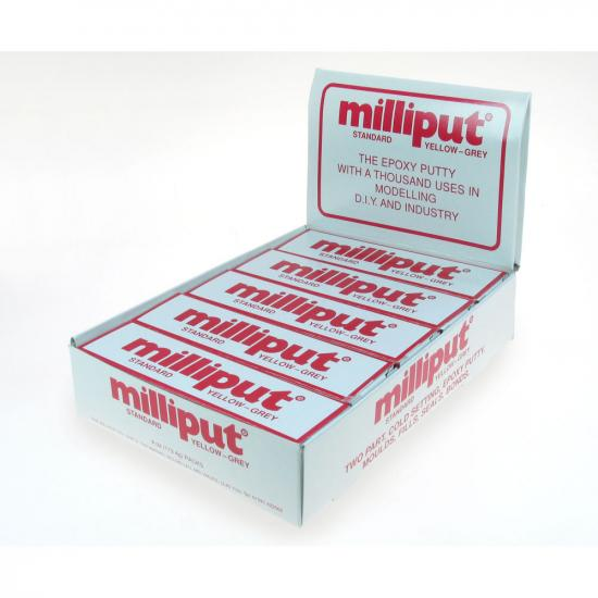 Milliput Standard - Bulk Pack Of 10