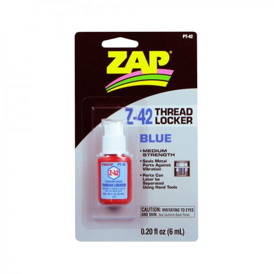 Z-42 Threadlocking Compound - Blue - Removeable