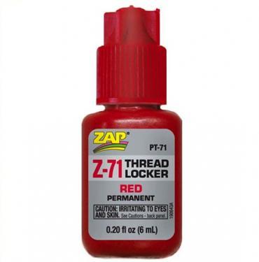 Z-71 Threadlocking Compound - Red - Permanent