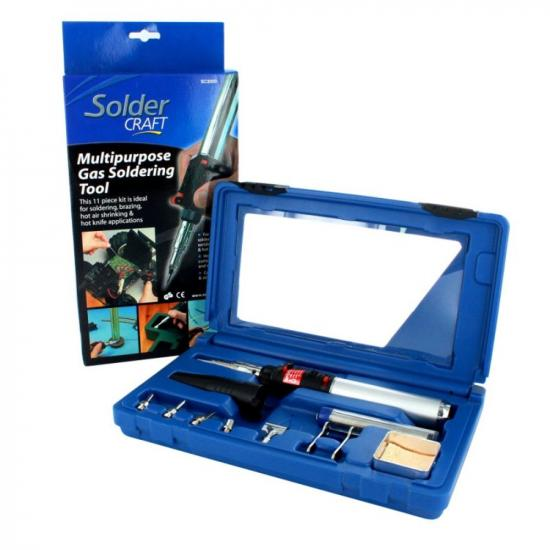 Soldercraft SC3000 Multi Purpose Gas Soldering Tool