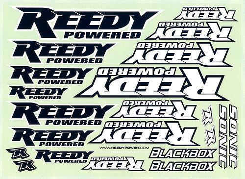 Reedy 2016 Decal Sheet