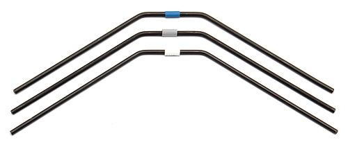 Associated Rc8B3 Ft Rear Anti-Roll Bar - 2.5-2.7mm