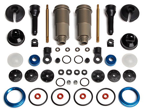 Associated Rc8B3 Shock Kit - Front