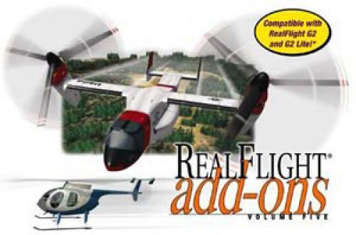 RealFlight Add-Ons Volume 5