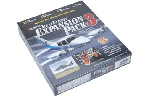 RealFlight Exp.Pack 3 - G3/G3.5/G4