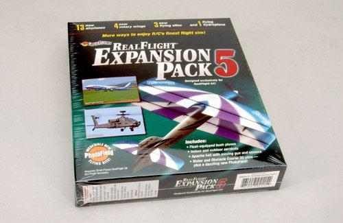 RealFlight Exp.Pack 5 - G4 Only