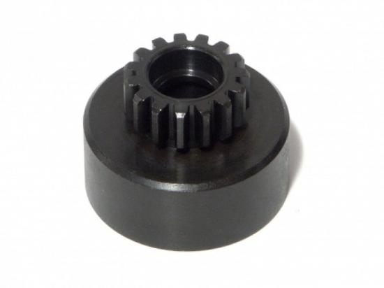Heavy Duty Clutch Bell 15 Tooth (1M) - for HPI Savage / MT-2 & others
