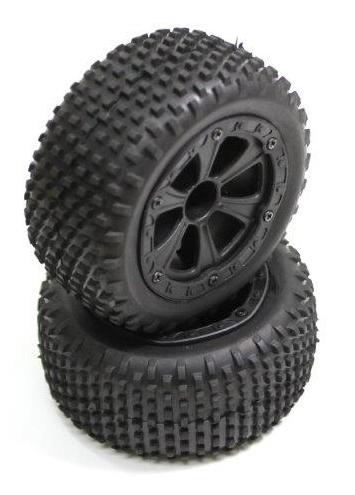Absima Rear Tire Set (2) Buggy