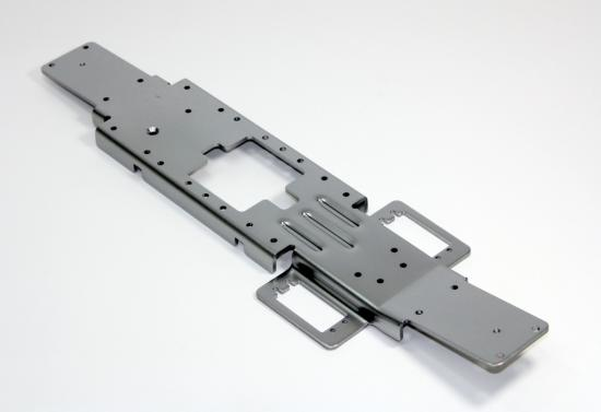 Absima Aluminum Chassis plate top AMT8