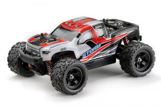 Absima Storm 1:18 Monster Truck - Red