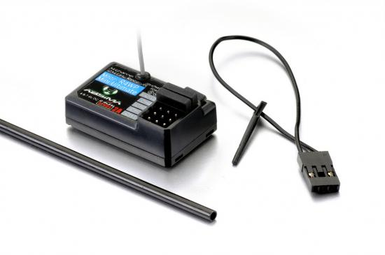 Absima R4WP Mini 4 Channel Receiver (CR4T Ultimate)