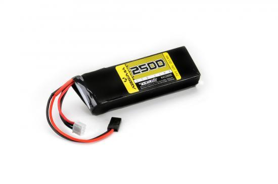 Absima RX Lipo 2S 7 - 4V. 2500 SC (UNI-Plug)