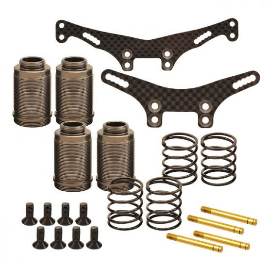 Absima Long Shock Absorber Conversion Kit (2) Comp. Onroad