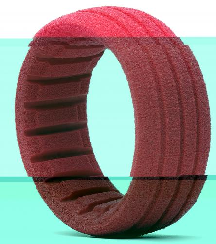 AKA 1:8 Truggy Tyres Shaped Inserts (4) Soft