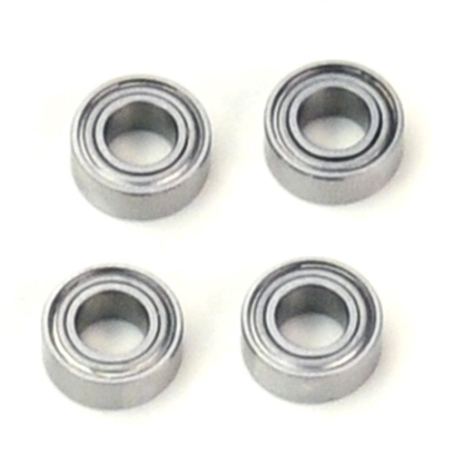 Thunder Tiger Ball Bearings 5x10x4mm (4)