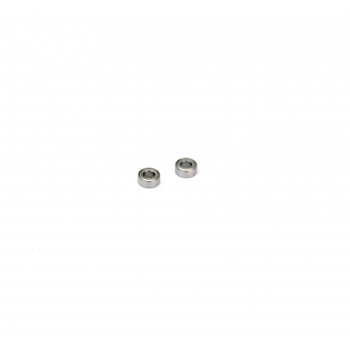 Thunder Tiger 5x10x4mm Ball Bearing (2) Steel Shielded