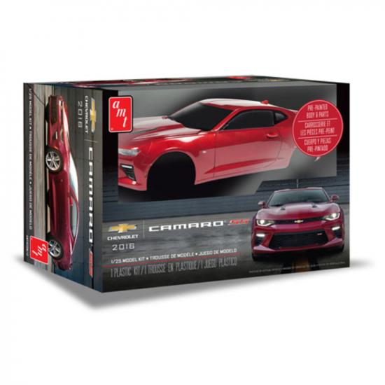 AMT 1:25 2016 Chevy Camaro SS (Pre-painted)