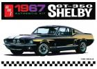 AMT 1:25 1967 Shelby GT350 - White