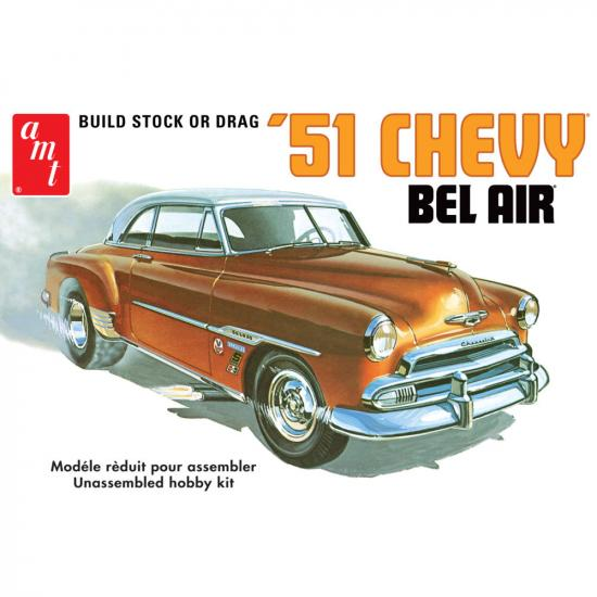 AMT 1:25 1951 Chevy Bel Air