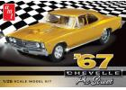 AMT 1:25 1967 Chevy Chevelle Pro Street