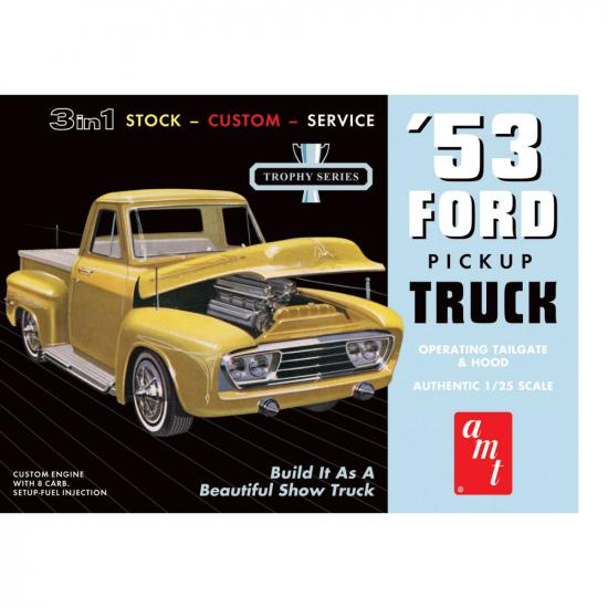 AMT 1:25 1953 Ford Pickup