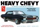 AMT 1:25 1970 Chevy Impala - Heavy Chevy - Original Art Series