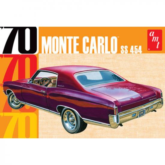 AMT 1:25 1970 Chevy Monte Carlo