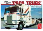 AMT 1:25 Tyrone Malone Kenworth Transporter Papa Truck