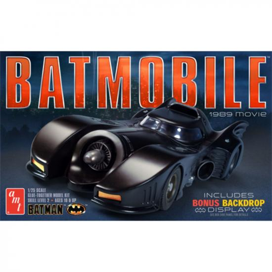 AMT 1:25 1989 Batmobile