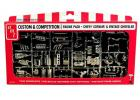 AMT 1:25 Chrysler & Chevy Corvair Motors Parts Pack