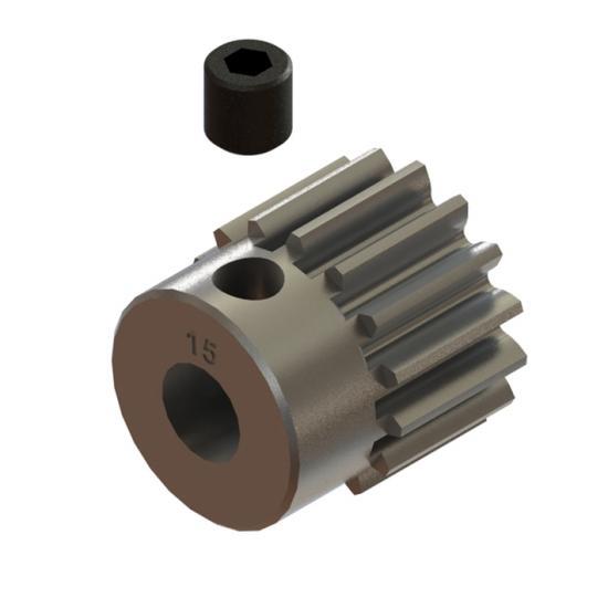 Arrma 0.8 Mod / 32DP 5mm Bore Pinion Gear - 15T