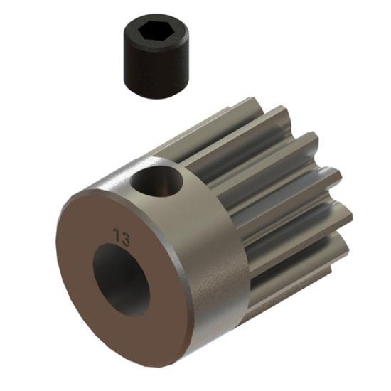 Arrma 0.8 Mod / 32DP 5mm Bore Pinion Gear - 13T