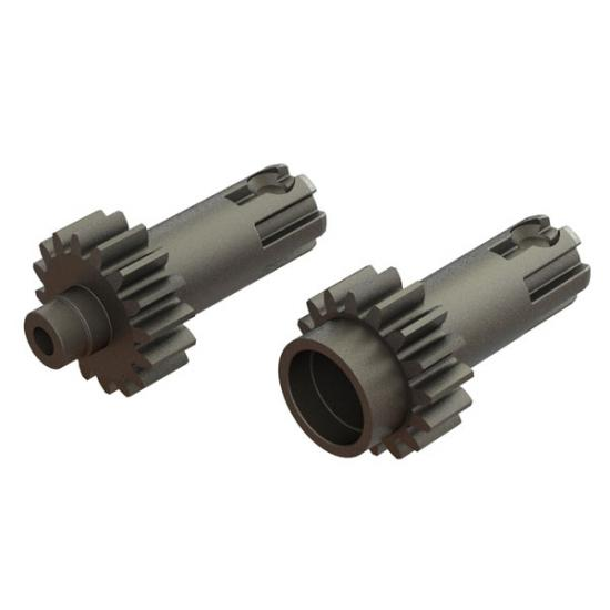 ARAC3999 Arrma Metal Diff Outdrives (2Pcs)