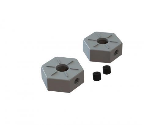 ARAC9472 Arrma Metal Wheel Hex 14mm (2Pcs)
