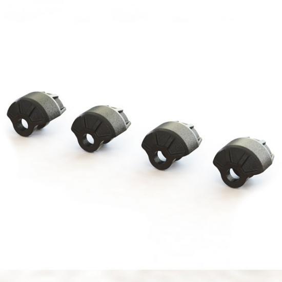 ARAC8965 Arrma Shock Cap Protector (4Pcs)