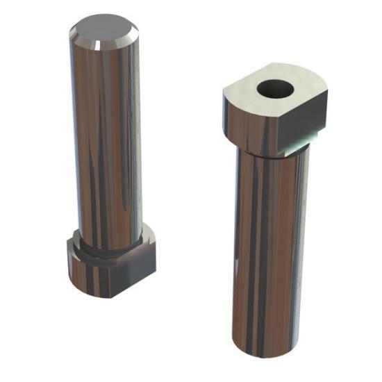 ARAC3021 Arrma Steering Post (2Pcs)