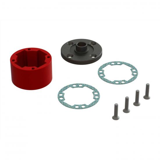 Metal Diff Case Set